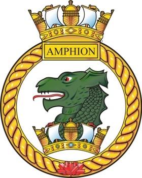 Amphion Badge