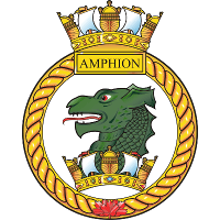 Amphion Badge